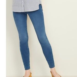 Super skinny pull on jeggings